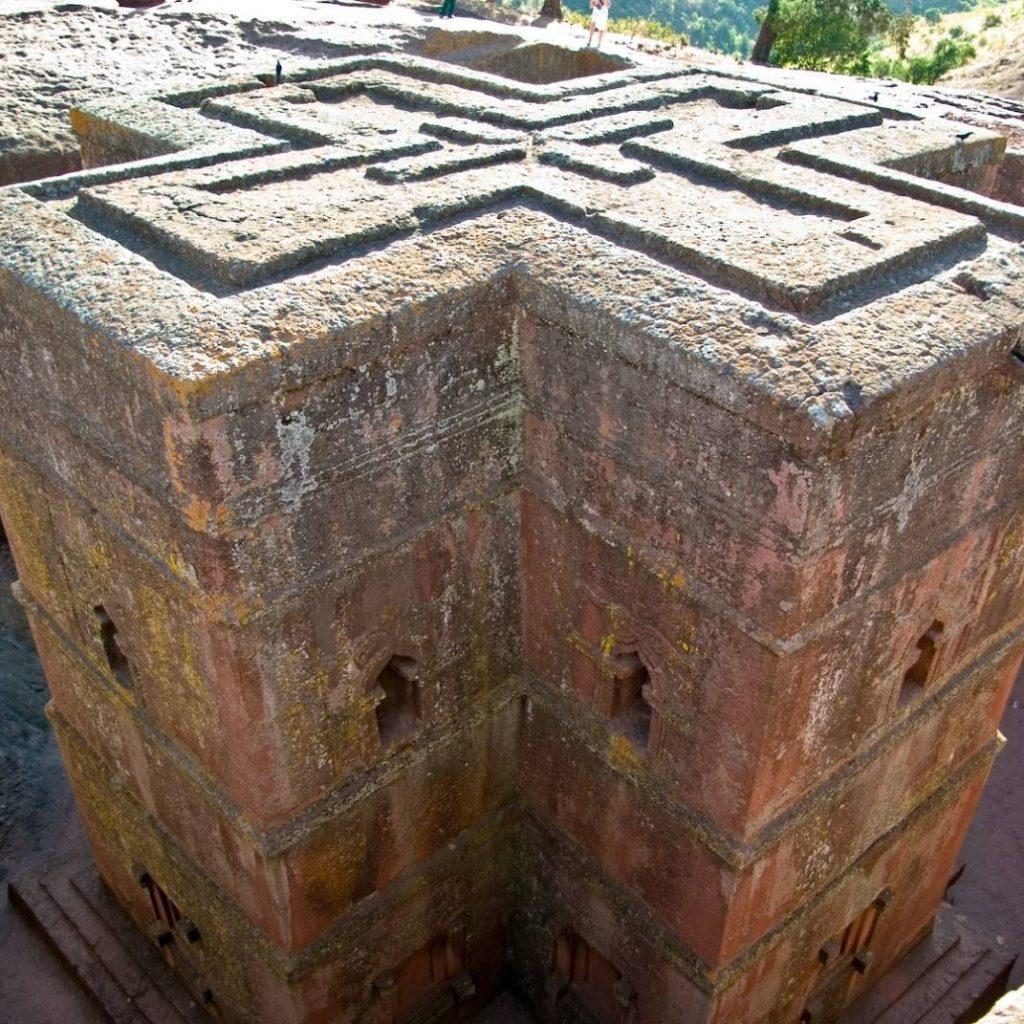 Lalibela, Etiopia, UNESCO, 2009