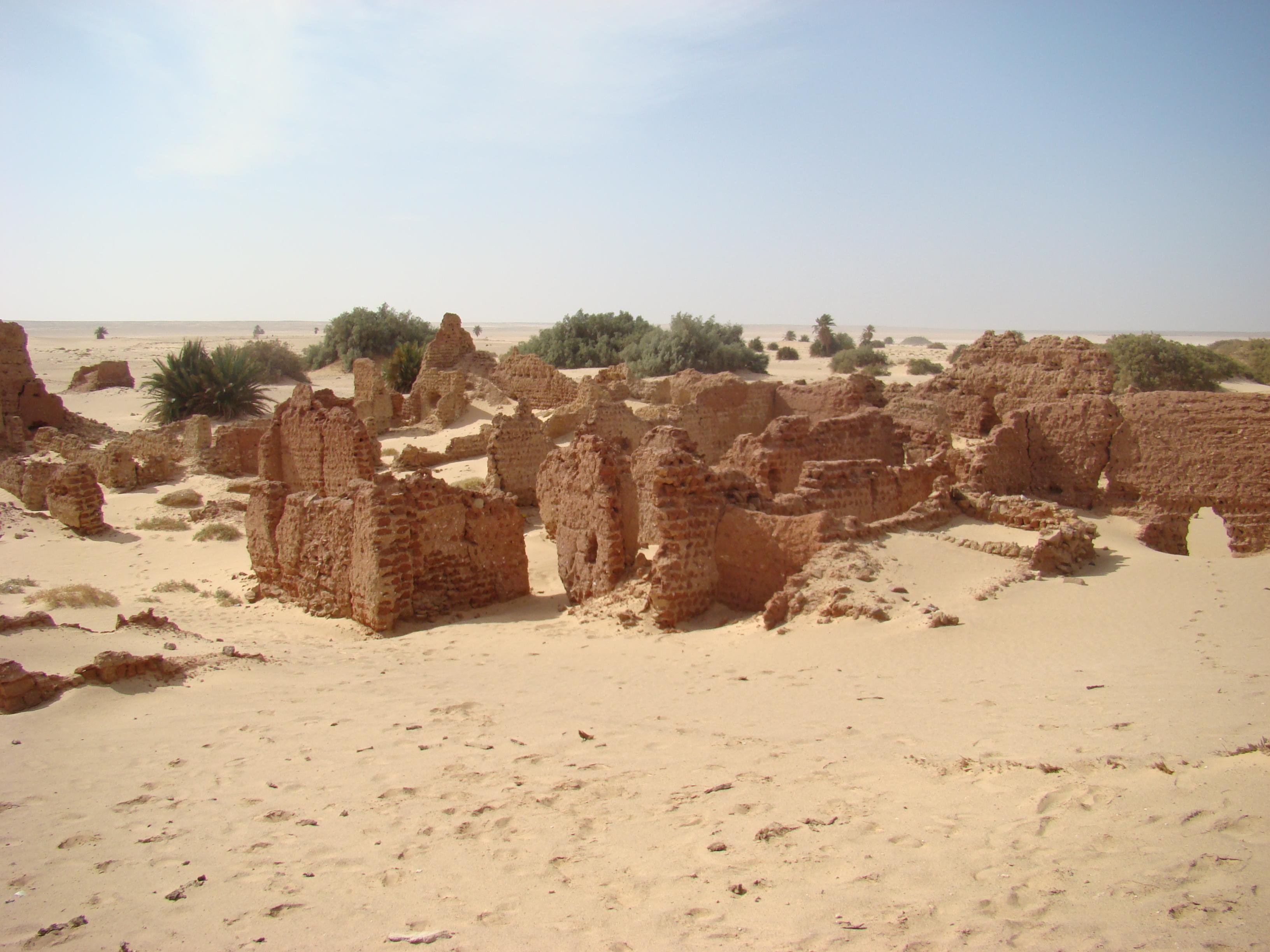 Amguid, Algeria, ph. Pietro Laureano 2011
