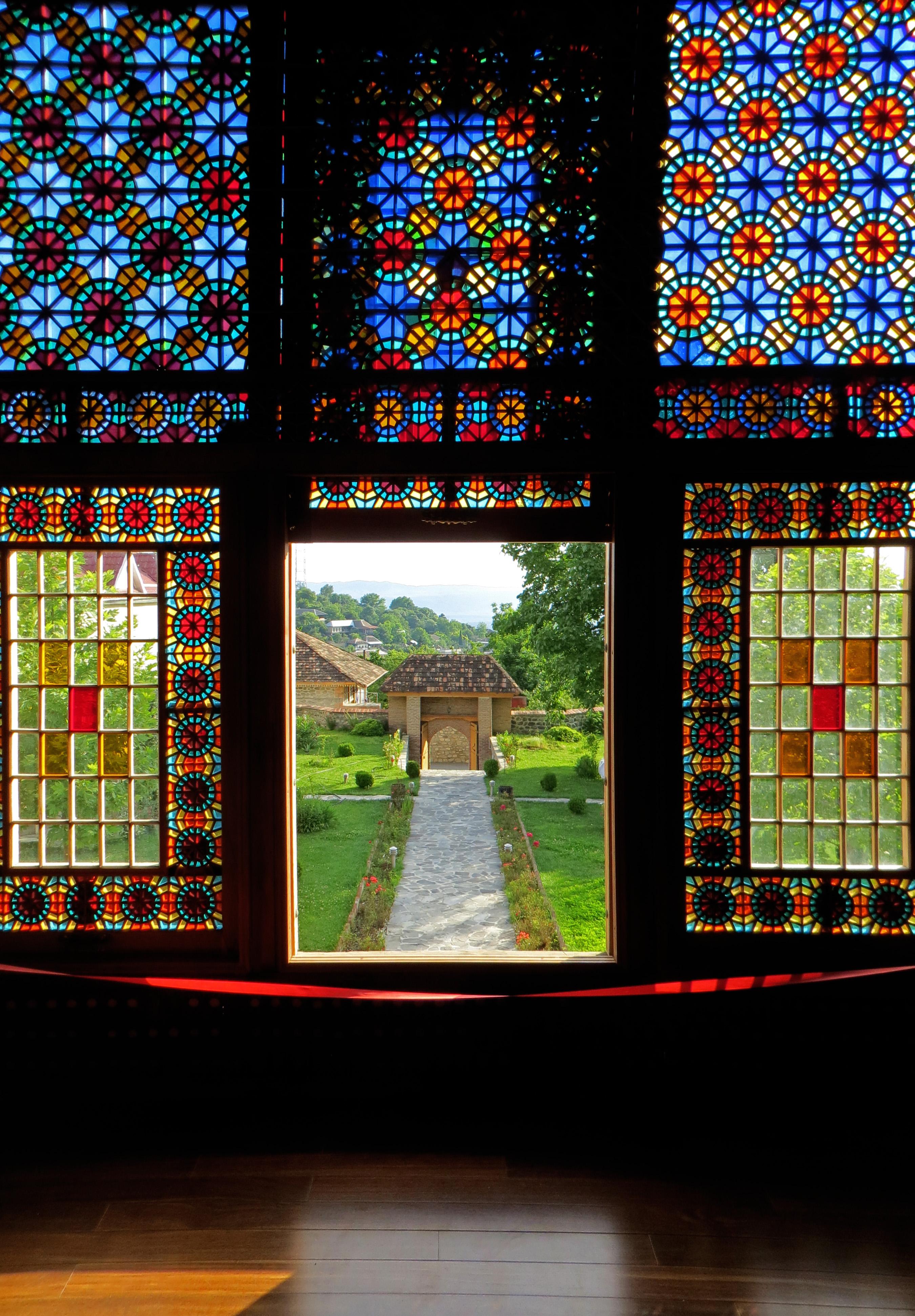 Shekikhanov's house a Sheki, Şəki, Azerbaijan, ph. PaN