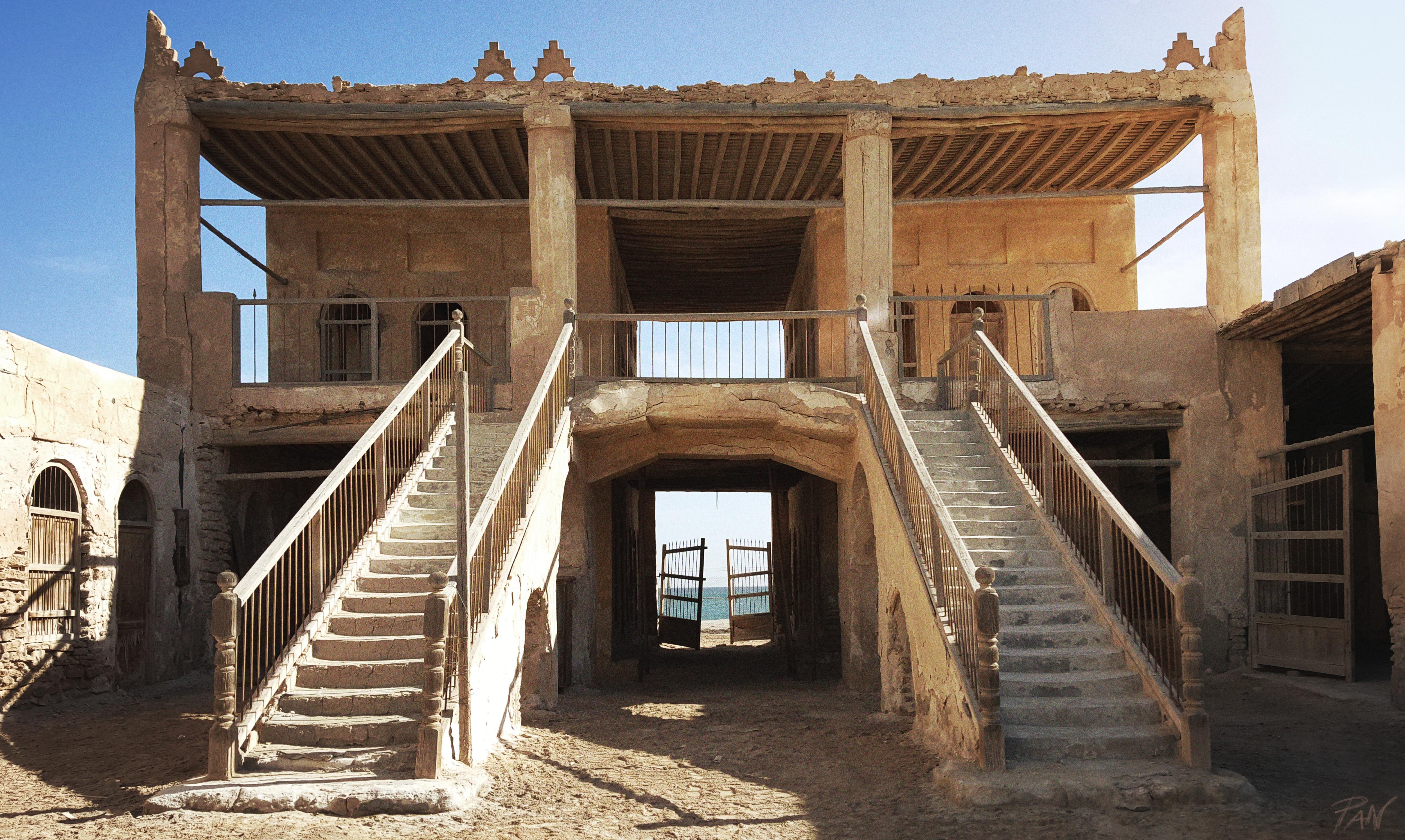 Palazzo del Governatore, KSA, ph. PaN