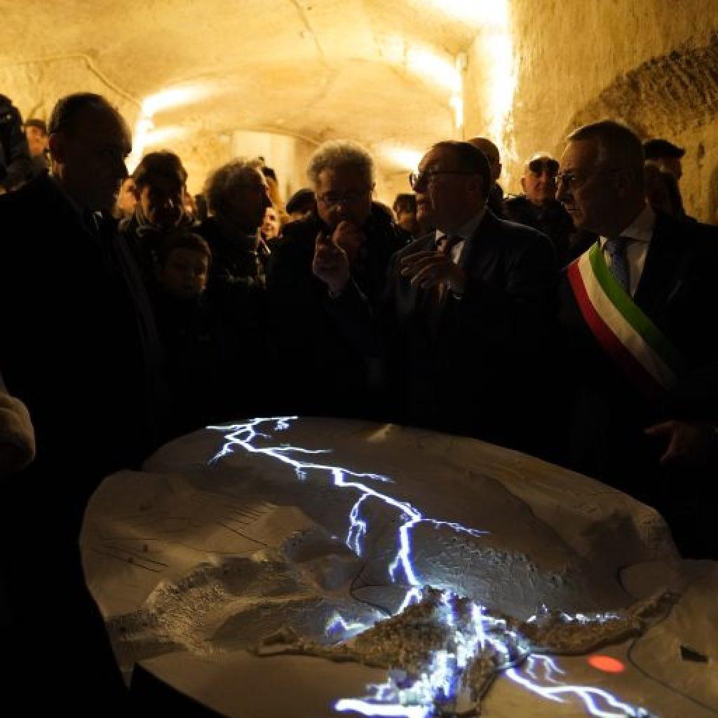 ars_excavandi_ipogei-palazzo-lanfranchi- Prima grande mostra Matera