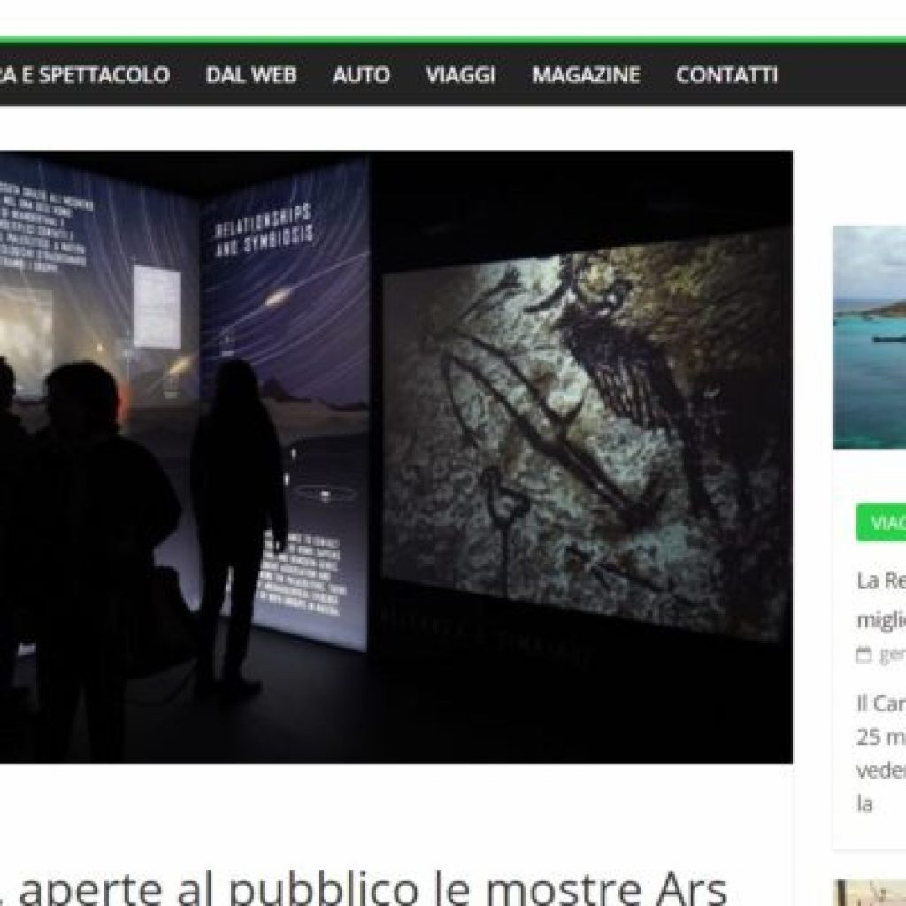 Matera 2019, aperte al pubblico le mostre Ars Excavandi