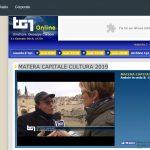 Intervista sul TG1 a Pietro Laureano: Matera un esempio per il futuro