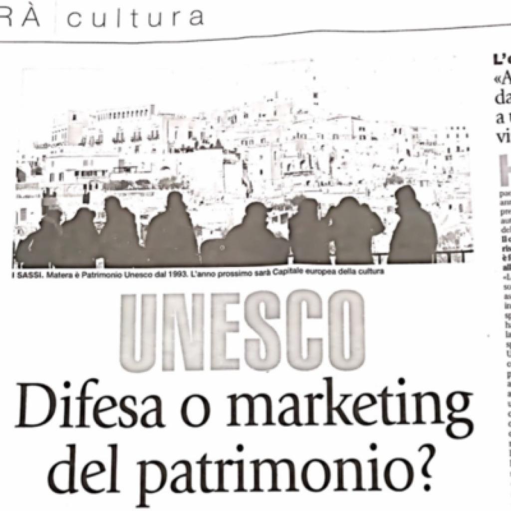 intervista a Pietro Laureano, presidente ICOMOS e consulente UNESCO,